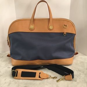 Dooney & Bourke Cabriolet Weekender Bag in Blue